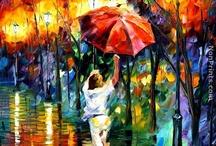 umbrella (print) /   parapluie (dessins)