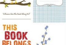 Printables / by Alison Butler (The Petit Cadeau Blog)