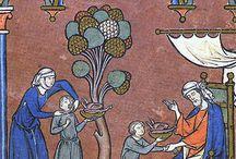 Mittelalter Bilder/Gemälde
