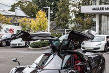 Cars - Pagani supercars