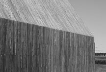 Wooden cladding / trekledning / trepanel