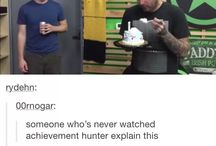 Achievement Hunter/Rooster Teeth