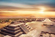Ciudades prehispanicas