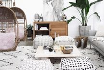 Decor: black & white
