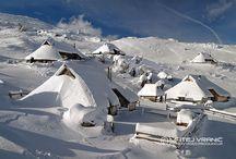 Eslovênia: Inverno