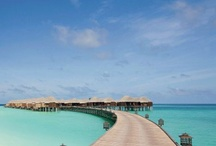 Destinations on my list to visit
