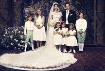 Royal Inspirations / Royal styled wedding inspiration
