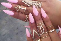 ροζ στιλετο
