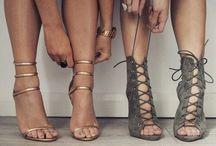 shoes of women