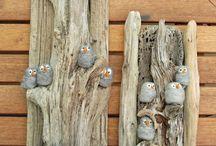 Wood Keepers in wood