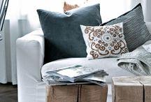 Interior Inspiration / I love inspiration for home decoration.
