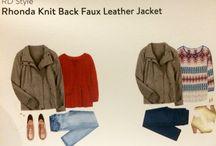 My Stitch Fix Box! / My monthly stitch fix box items! / by Laura Oliver
