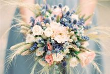 Thistle Blues / by Vintage Wedding Love