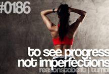 Fitness/Beauty / by Tabayia Kopsa