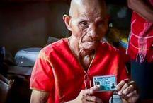 Is deze kwieke Thai de oudste mens ter wereld?