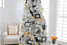 Christmas Tree Modern Decor
