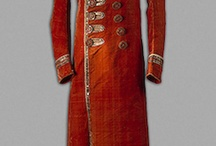C18th  Menswear (1780-1800) / by Nadine Baylis