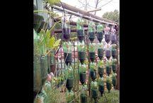 jardín para el hogar