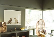 Playrooms + Family Rooms