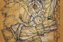 arts of the hobbit / Арты по миру Толкина. hobbit