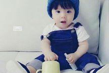 korea baby
