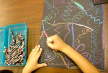 Line & Pattern in Elementary Art / by Artist Parson