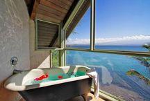 Oceanfront Properties on Maui