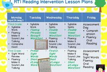 Reading Intervention  / by Heather Andersen