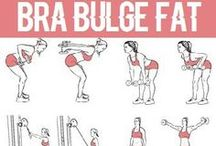 Bra bulge exercise