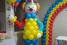 Carnival Balloon theme