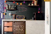 Cerveja e Decoração / Sobre #cervejas e #decoração! =)