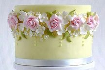 cake - decorated 4 / by Wilma Gardien-Hans