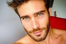 hombres guapo