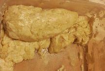 pasta frolla, pan di spagna, pasta sfoglia