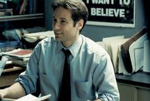 (People) DAVID DUCHOVNY
