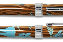"Acme Studio introduces the new Bev Hogue ""Deer Prudence"" pen"