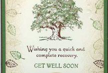 Wishing you quick recovery