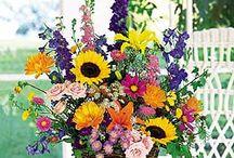 Summer Garden/Flower Stylings