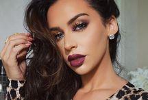 Carli Bybel , Jaclyn hill , Nicole Guerrero / TOP FAV beauty gurus