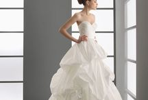 Ruffled & Tiered Gowns