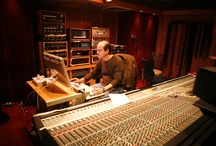 Recording Studios / by Sabrina Signs