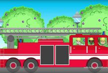 Fire Prevention Week / Fire prevention week is always in October, but anytime is a good time to talk about fire safety.  Stop, drop and roll! If one's clothing catches on fire, the most effective method of extinguishing the fire is to stop, drop to the ground, and roll back and forth to smother the flame. Running around will simply fan the flames.  Don't Play with Fire Read more by Patty Shukla at http://www.pattyshuklakidsmusic.com