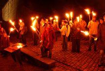Balades aux flambeaux