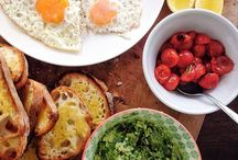 What's for breakfast? / Breakfast ideas and recipes