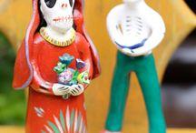 Mexican folk art / Folk art from Mexico