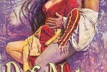 romance book covers