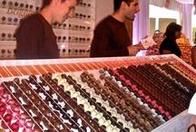 Chocolate Bar Merchandising