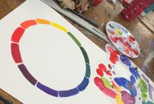 Colour Wheel Study