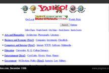 Old School Websites