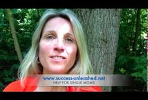 Helping Others / Help For Single Moms: http://www.success-unleashed.net  Since I found out that ther eare a lot of short term solutions to find on the internet. When you are looking for a long term solutions to unleash yourself from your single mom troubles? Especially when that concerns time and financial isues...  You can create big positive changes, just step into your power and visit the link above, so you will be able to learn how. http://www.success-unleashed.net